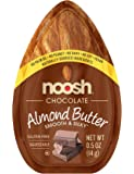Chocolate Almond Butter - Noosh Brands - Vegan Gluten Free NonGMO + DHA