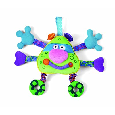 Whoozit Whatzat Activity Toy (Discontinued by Manufacturer) : Car Seat Toys : Baby