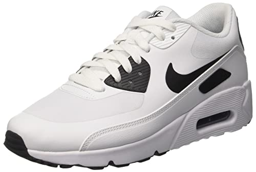 Nike Men's AIR Max 90 Ultra 2.0 Essential, WhiteBlack