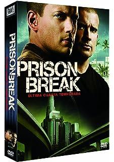 Prison Break Temporada 5 [DVD]: Amazon.es: Wentworth Miller, Dominic ...