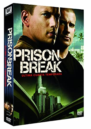 Prison Break Temporada 4 [DVD]: Amazon.es: Amaury Nolasco ...