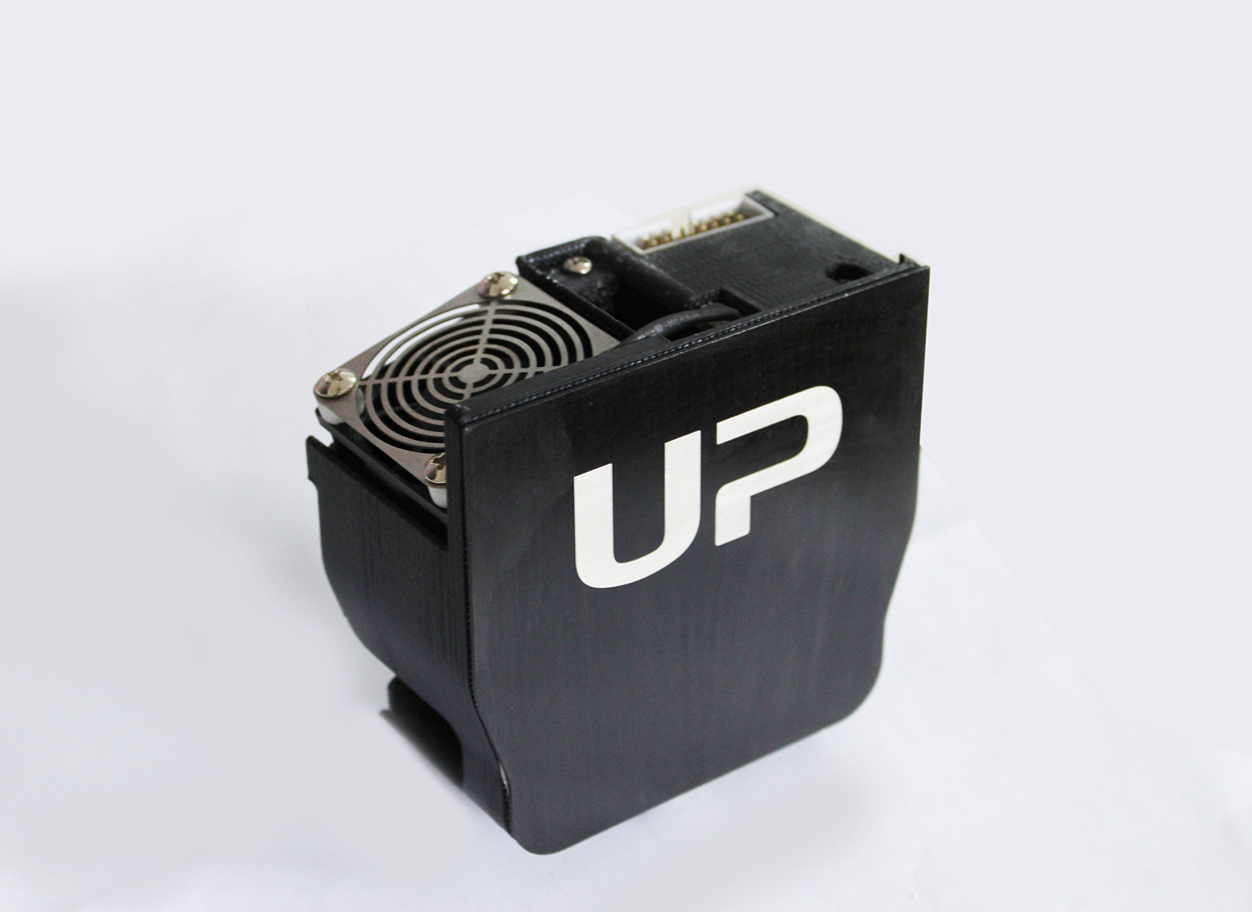 UP mini 2 extruder V2- 0.4mm Brass Nozzle 1.75mm Filament Direct Feed 8mm outside diameter