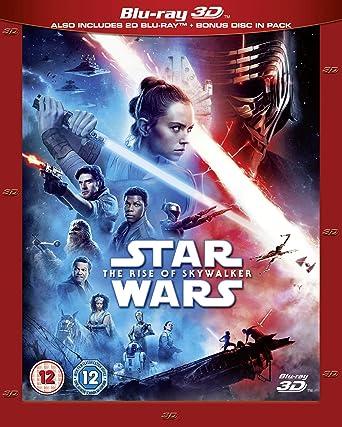 Amazon Com Star Wars The Rise Of Skywalker Blu Ray 2019 Region Free Daisy Ridley John Boyega J J Abrams Movies Tv