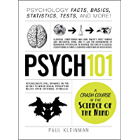 Psych 101: Psychology Facts, Basics, Statistics, Tests, and More! (Adams 101) (English Edition)