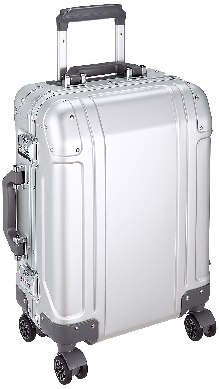 [ゼロハリバートン] スーツケース GEO Aluminum 3.0 機内持込可 保証付 31L 47cm 5.1kg 94252 B074J9J4TPシルバー