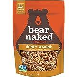 Bear Naked, Granola, Honey Almond, Kosher and Vegetarian, 11.2oz Bag