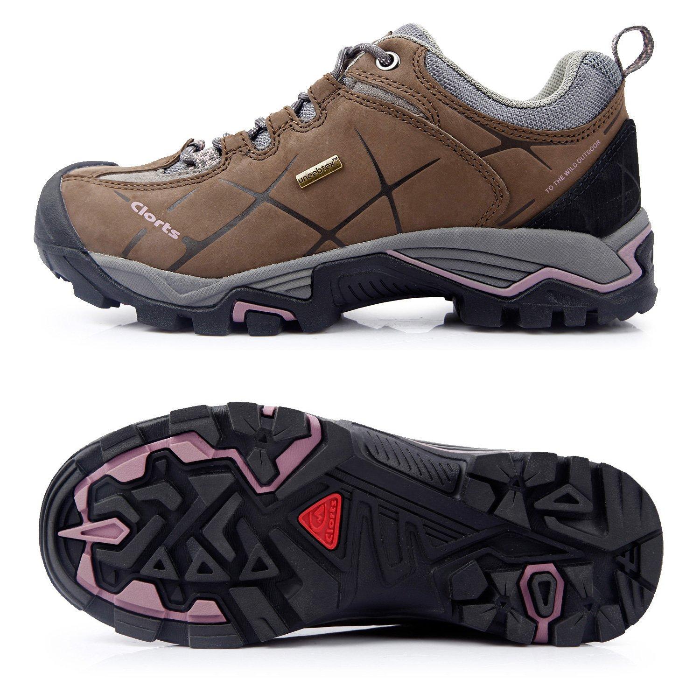 Clorts Schuhe da Clorts Clorts da da trekking da Damens da in nabuk 3751f9