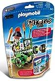 Playmobil 6162 - Pirates, Capitano dei Pirati con App-Cannon