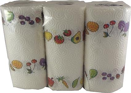 Nicky Elite toalla de cocina 3 por paquete
