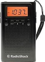 RadioShack Digital AM/FM Pocket Radio
