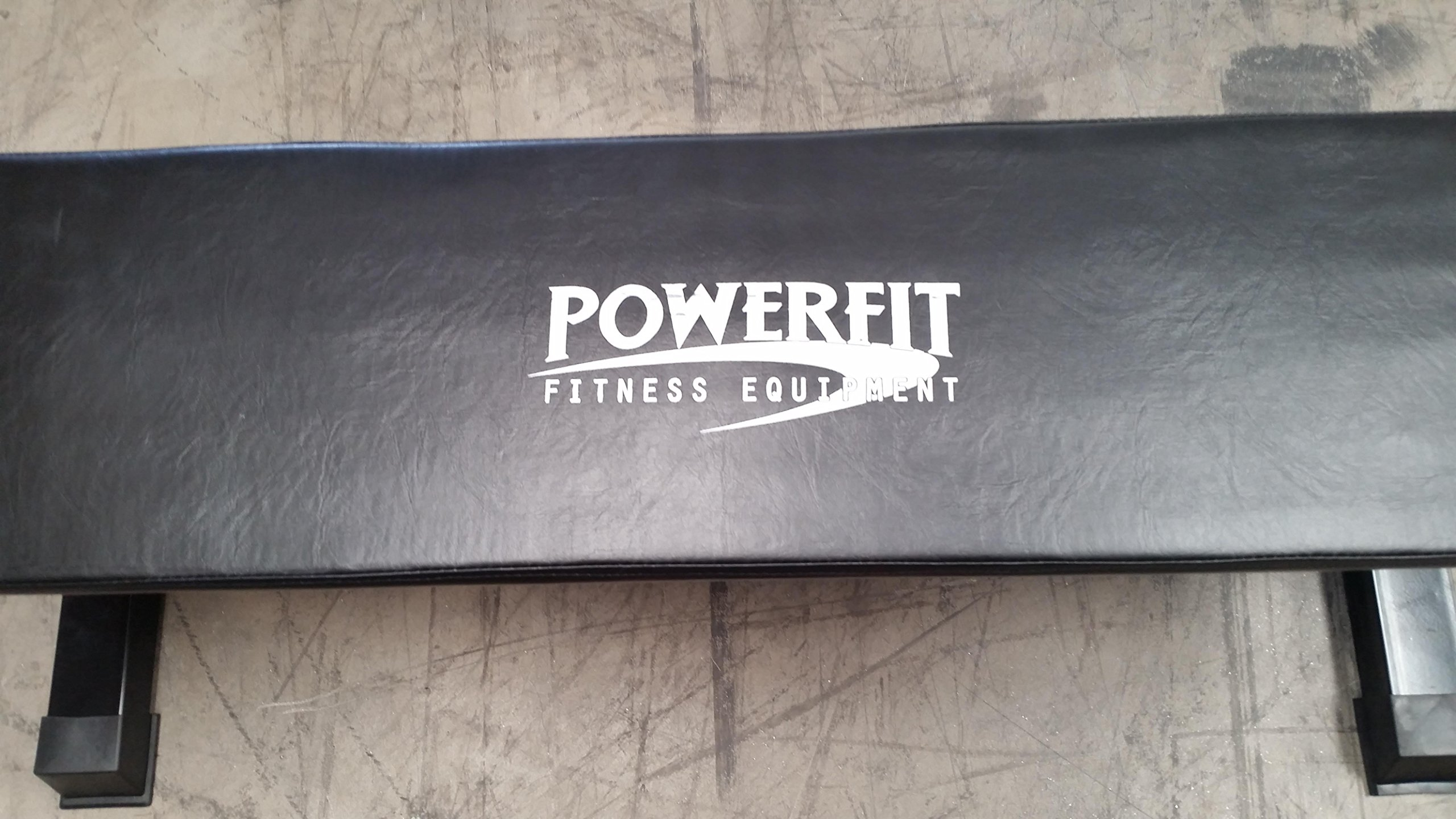 PowerFit Flat Workout Bench by PowerFit Equipment