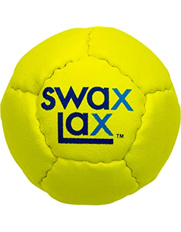 56a479eb0 SWAX LAX Lacrosse Training Ball - Same Size and Weight as Regulation  Lacrosse Ball but Soft