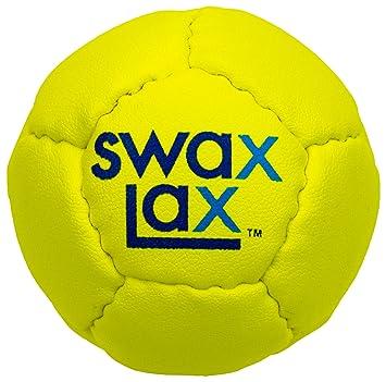 SWAX LAX Lacrosse formación Bola - Mismo tamaño y Peso como ...