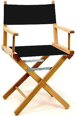 Deluxe Wooden Directors Chair   FREE Personalisation!