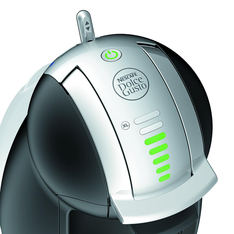 automatique Noir mat Krups KP 1608/Nescaf/é Dolce Gusto Genio Machine /à Caf/é /à capsule