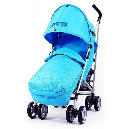 Baby Travel Zeta Vooom – Carrito para bebé, color azul: Amazon.es: Bebé