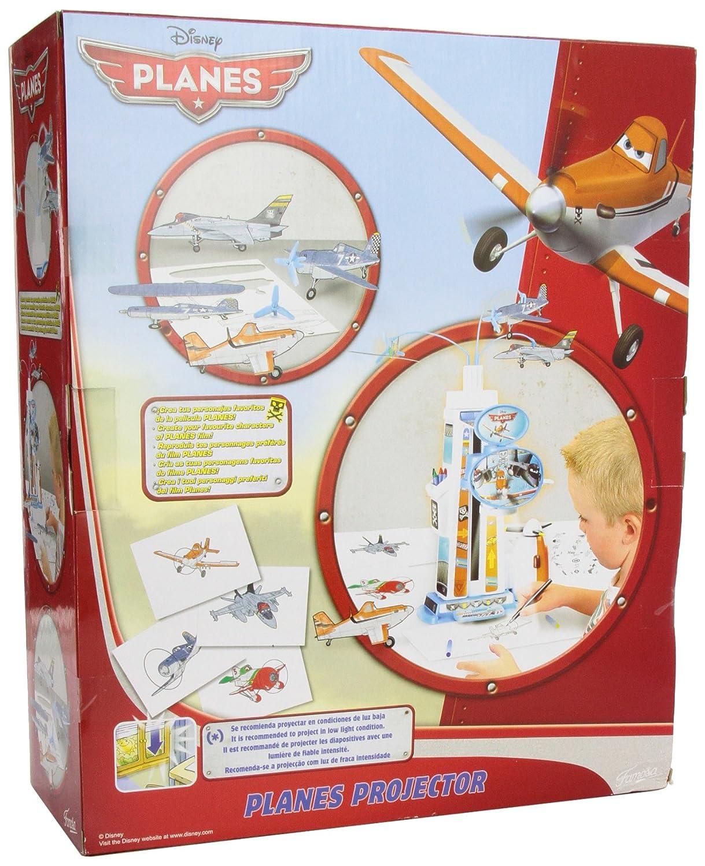 Planes - Proyector (Famosa 700010569): Amazon.es: Juguetes y juegos