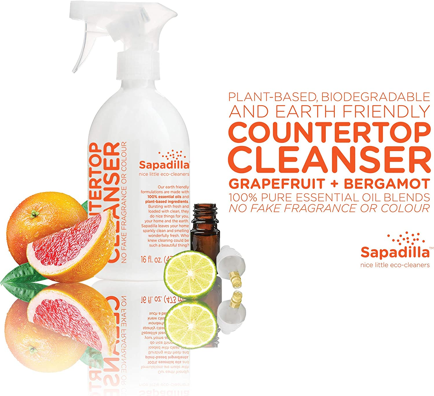 Deal Of The Day Sapadilla Biodegradable Soaps Cleansers