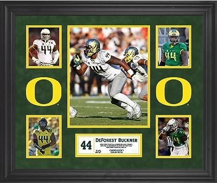 7797fa119 DeForest Buckner Oregon Ducks Framed 20 quot  x 24 quot  5-Photo Collage -  College