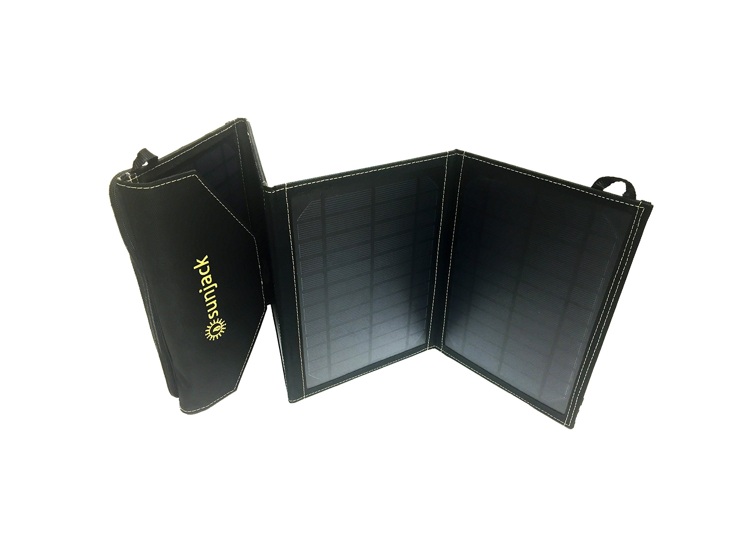 SunJack 14W Portable Solar Charger by SunJack