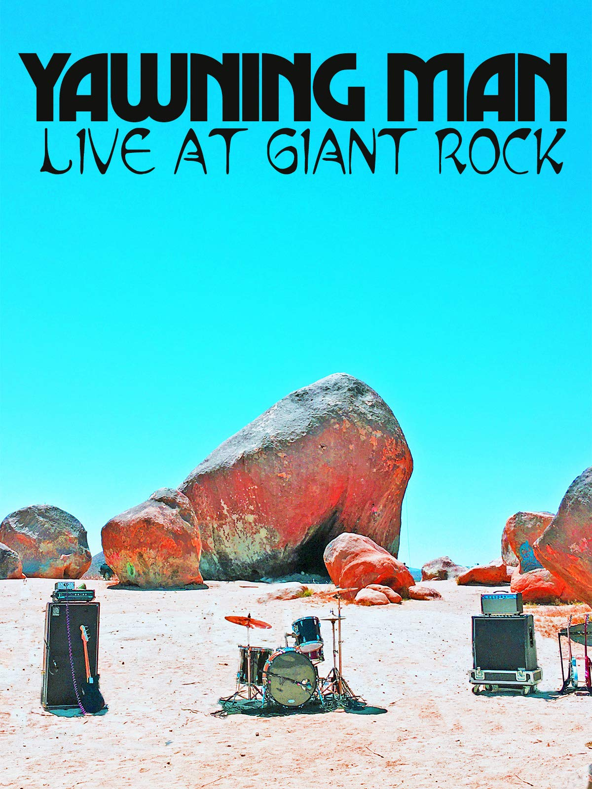 Yawning Man - Live At Giant Rock
