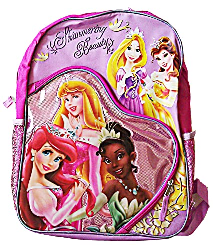 Amazon.com  Disney Princesses Shimmering Beauty Full Size 16 inch ... 97a102857600e