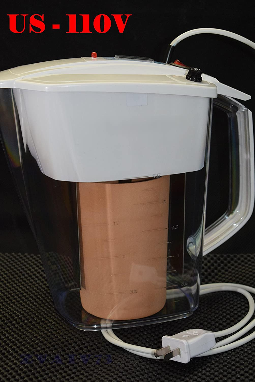 AP US 110V Water ionizer activator Living & Dead Water, Titanium Electrode, Acid & alcaline Water