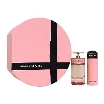 c74805c0 Amazon.com : Prada Candy Florale Gift Set 1.7oz (50ml) EDT + 2.5oz ...