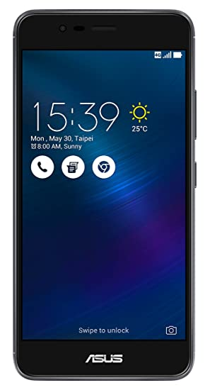 6 0 32 Double 2 Sim 4gecran5 4h015ww Zenfone 3 Android Asus Pouces Max Smartphone Portable Go MarshmallowGris Débloqué Zc520tl odxCBe