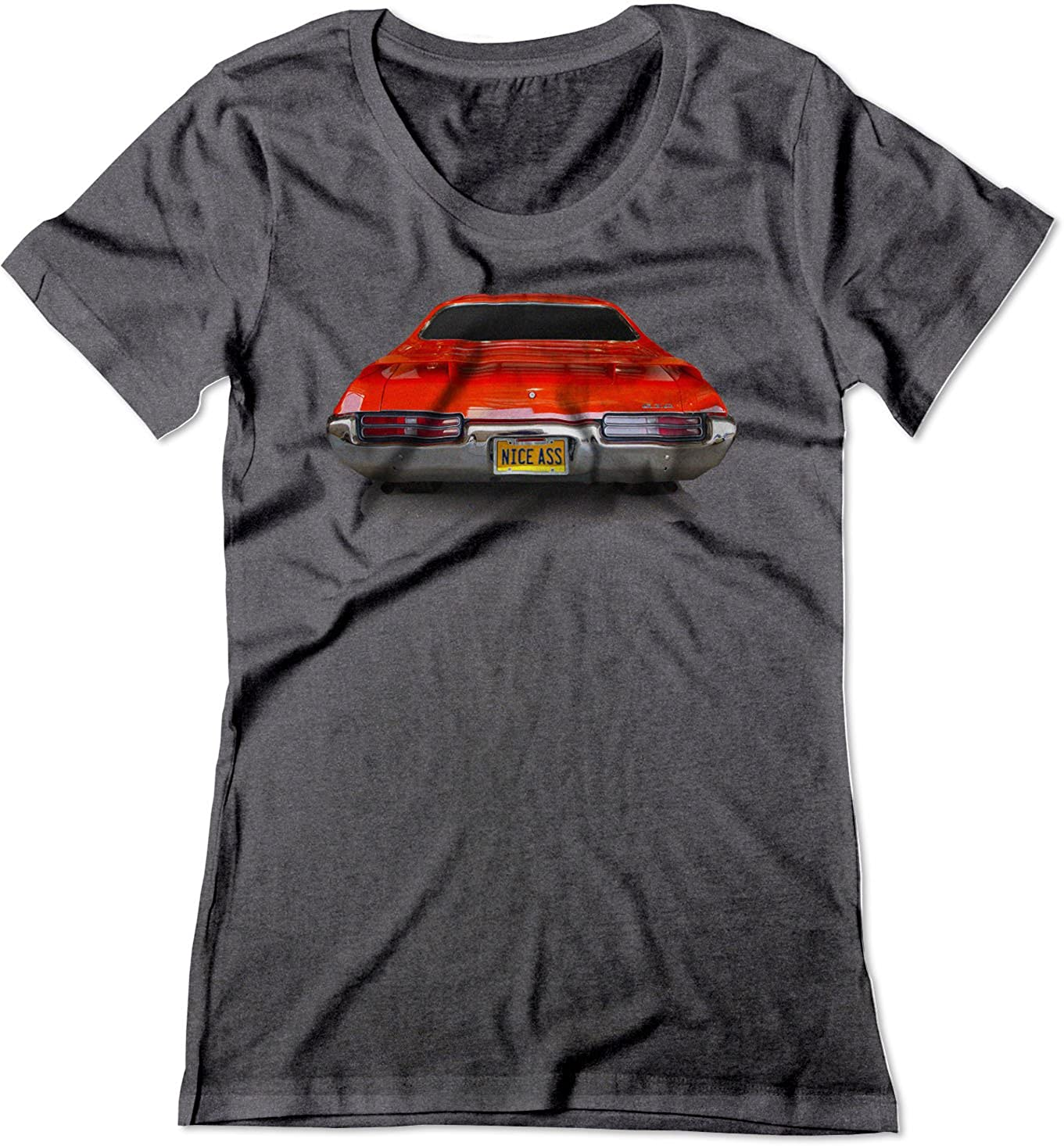 American Classic Pontiac GTO Goat Muscle Car Classic Sweatshirt 2XL