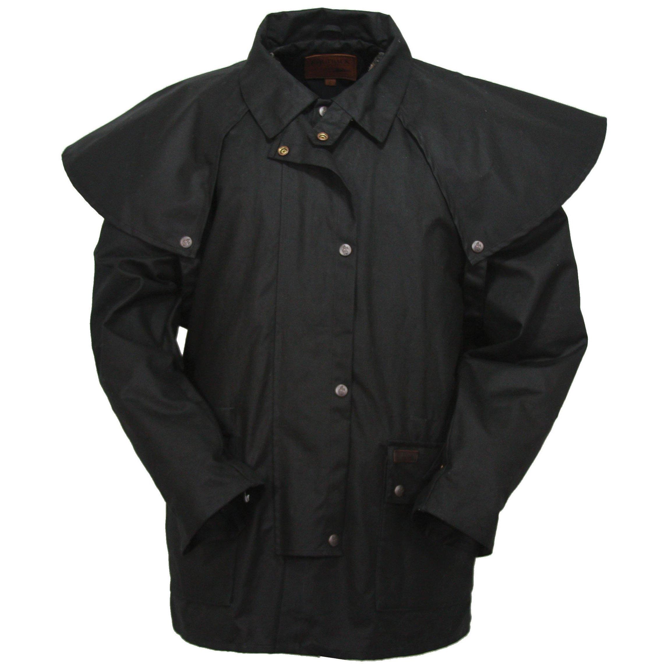 Outback Trading Company Bush Ranger Jacket, Brown, 3XL