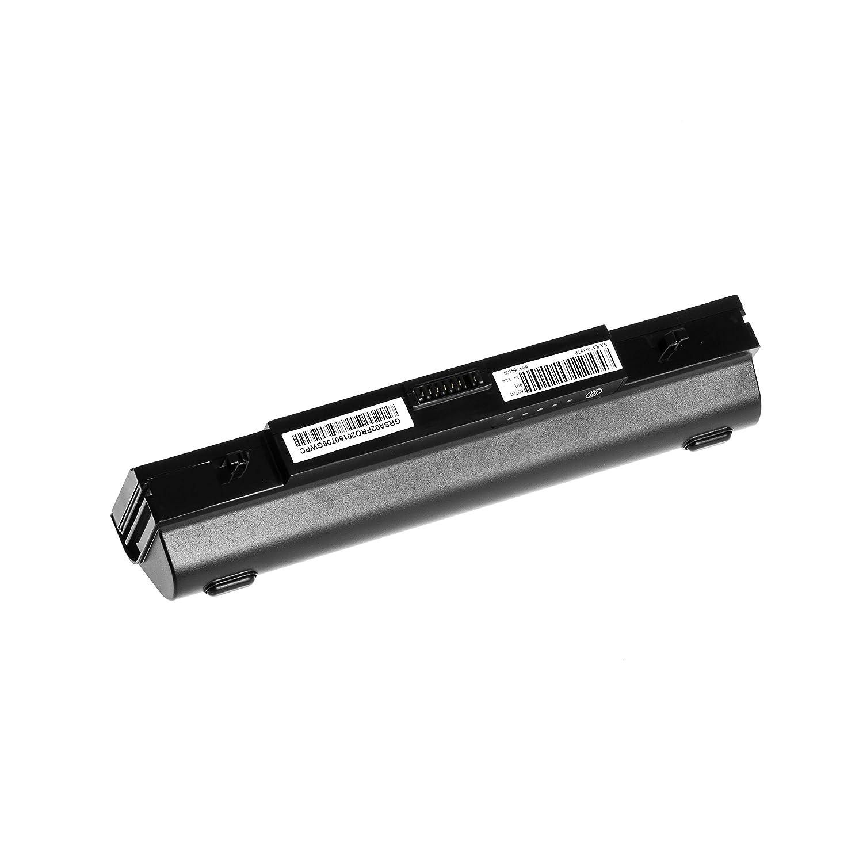 9 Pile 6600mAh 11.1V Nero Green Cell/® Extended Serie Batteria per Portatile Samsung RC510 RC520 RC530 RC710 RC720 RC730 RF510 RF511 RF710 RF711