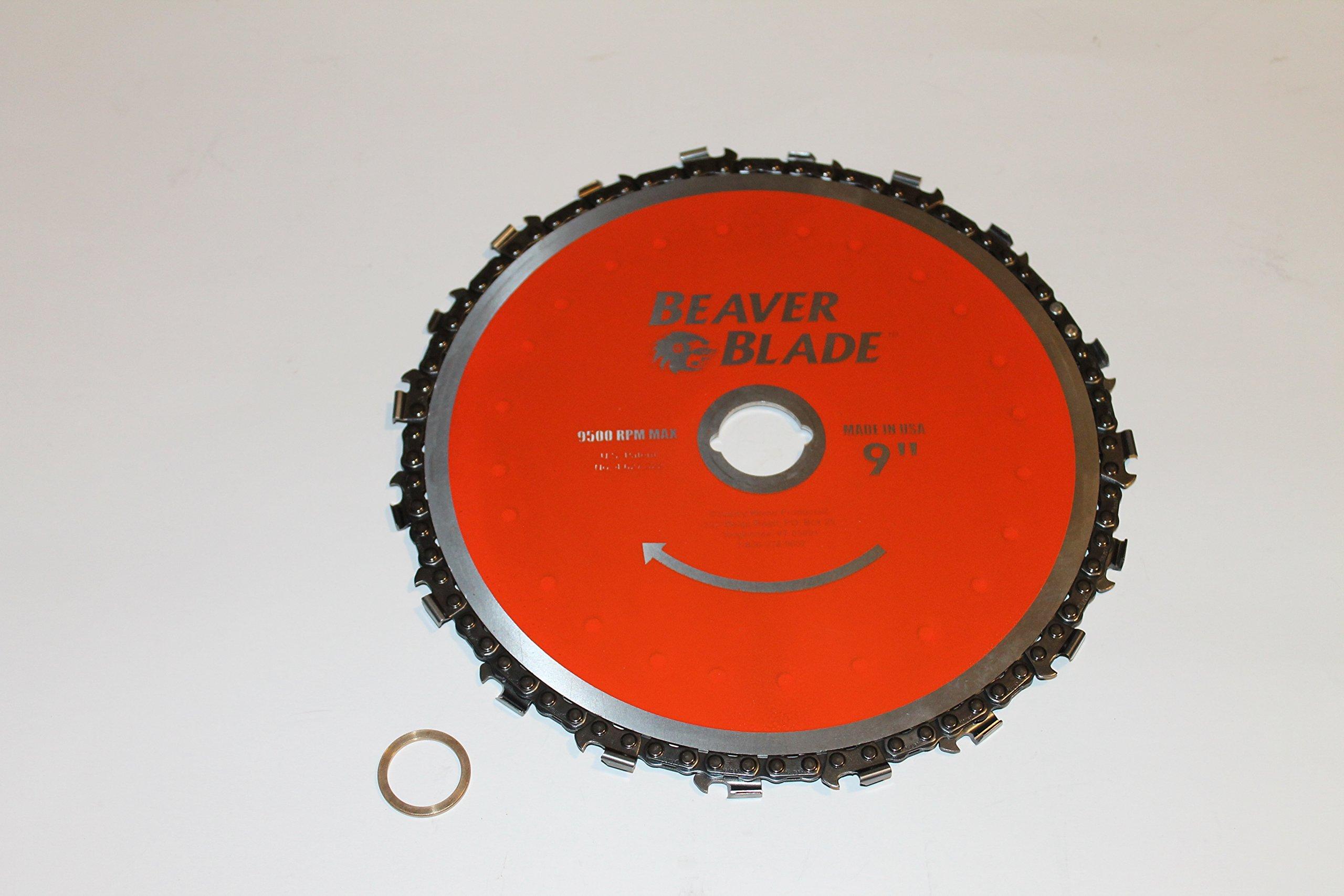 Beaver Blades advanced brush-cutter blade (9'')