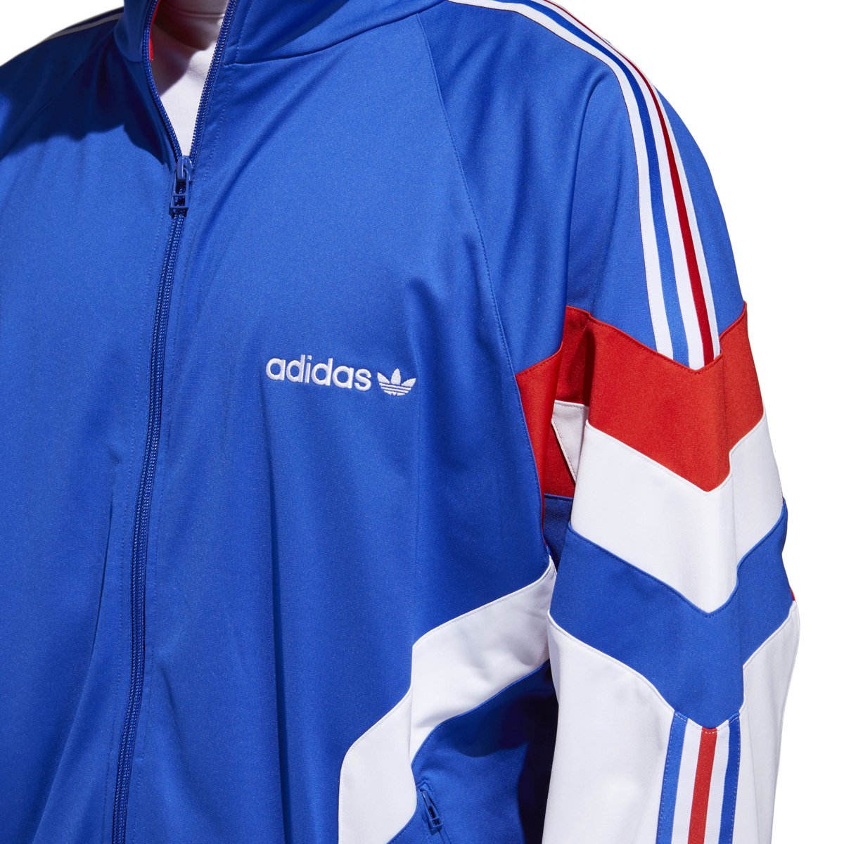 d6652b11ec79 adidas Aloxe Track Top Mens at Amazon Men s Clothing store