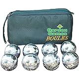 Set de pétanque 8 boules + sacoche de transport