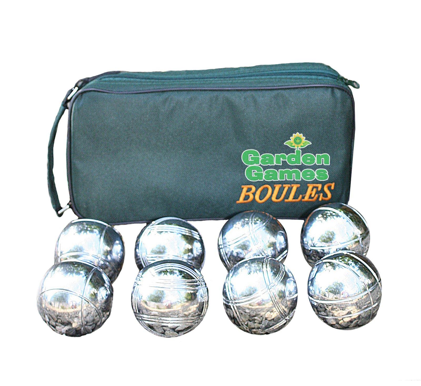 Garden Games Set de pétanque 8 Boules + Sacoche de Transport product image