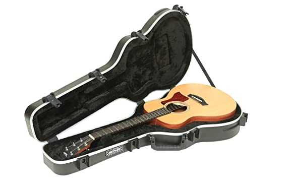 Amazon.com: SKB 1SKB-GSM Funda rígida para guitarra ...
