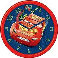 Disney Cars 3 - Reloj de pared