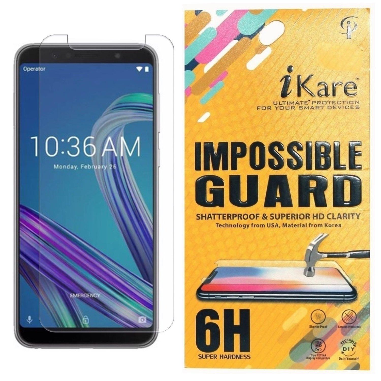Ikare Sajni Creations Strong Plastic Fibre Unbreakable Softcase Silikon Transparan For Asus Zenfone 2 Electronics