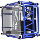 In Win Signature Motorcycle Steel Tube ATX Computer Case Cases D-Frame Blue Blue