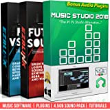 Amazon com: Music Sound Pack: Samples, 808s, Drum Kit, Loops
