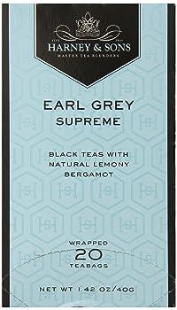 Harney & Son Supreme Earl Grey Tea