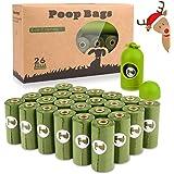 1000Pcs Pet Waste Clean Refill Bags Dog Cat Doggy Poo Poop Pooper Scooper Toilet