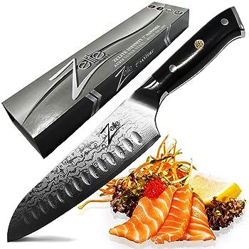 Zelite Infinity seven inches Santoku knife