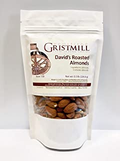 product image for Homestead Gristmill — Non-GMO, Chemical-Free, All-Natural Roasted Almonds (2 Pack)