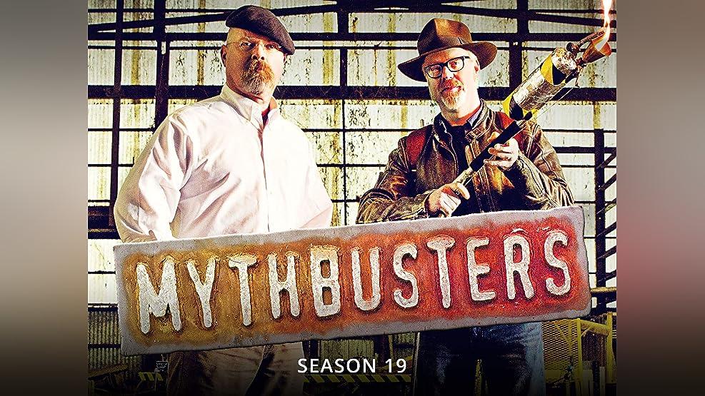 MythBusters - Season 19