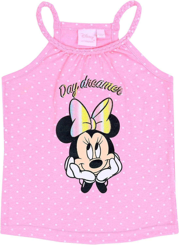 2 X Camiseta de Tirantes Disney : : Minnie Mouse :