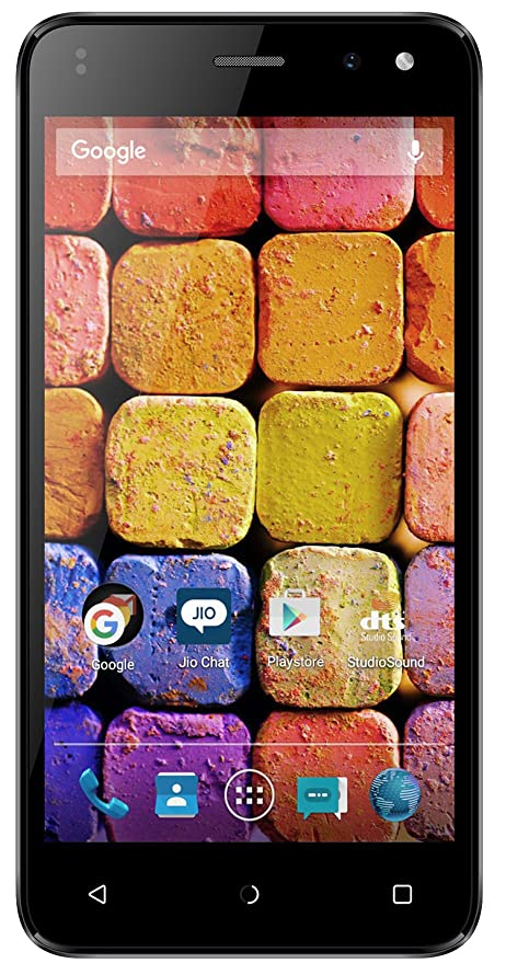 Do Mobile S2 Dual Sim, Volte, Android, 4G Smartphone - Iron Ash,(Reliance  Jio 4G Sim Support)
