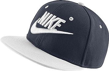 Nike Y Nk True Futura Gorra de Tenis, Hombre, Azul (Obsidian / White / Black / White), Talla Única: Amazon.es: Deportes y aire libre