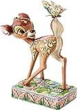 Disney Tradition 4010026 Bambi Resina, Design di Jim Shore, 12 cm